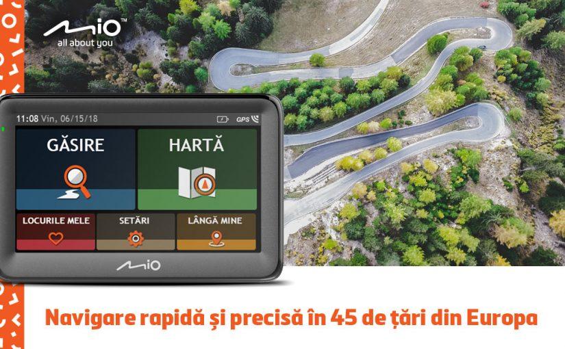 Mio lansează sistemul de navigație Pilot 15 Full Europa LM, la un preț competitiv