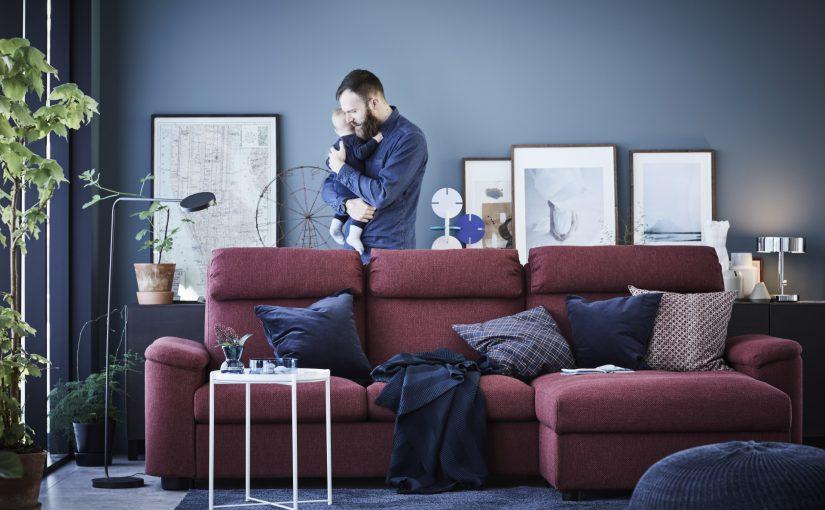 IKEA sprijină angajații care au copii mici Noul beneficiu IKEA: o lună plătită de concediu parental pentru tați