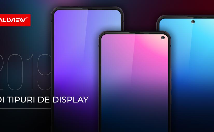 Display inovativ pentru noua serie X de la Allview