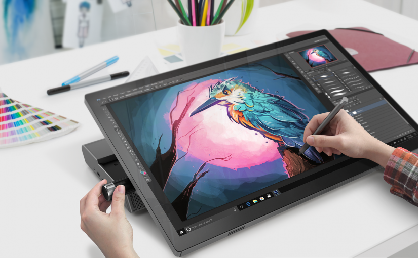 Dispozitivele  Lenovo™ lansate la CES® 2019 sporesc potențialul utilizatorilor