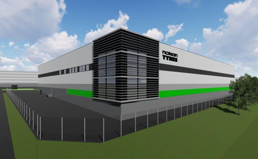 Cea mai mare investiție din istoria Nokian Tyres prinde contur