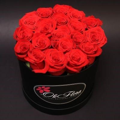 Trandafirii spun totul, dar culoarea lor este importanta